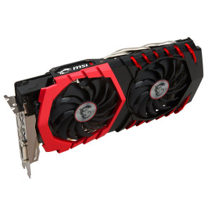 Видеокарта MSI Radeon RX 570 GAMING X 4GB